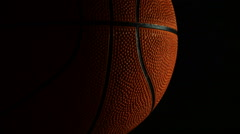 Basketball Background Rotating HD Stock Footage