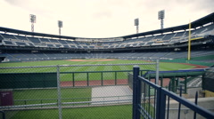 Pan PNC Park Stock Footage