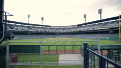 Zoom Out PNC Park Stock Footage