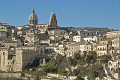Stock Photo of baroque town noto, unesco world culture heritage, sicily, italy