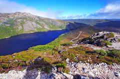 Cradle Mountain National Park, Tasmania, Australia Stock Photos