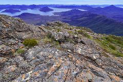 Southwest National Park, Tasmania, Australia - stock photo