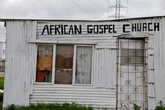 African gospel church township, province western cape, cape town, south afric Kuvituskuvat