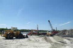 Transformation niendorfer port Stock Photos