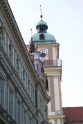 cathedral maribor - slovenia - stock photo
