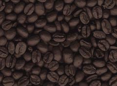 Coffee beans Stock Illustration