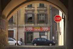 maribor - slovenia - stock photo
