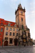 City hall of Prague Stock Photos