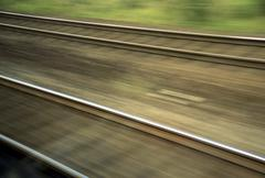 Stock Photo of rails