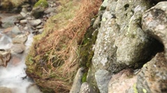 CUMBRIA, UK. The Lake District National Park. Stock Footage