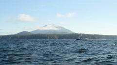 Salmon boat, sitka, alaska Stock Footage