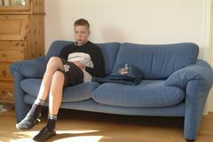 Stock Photo of teenager