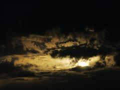 Cloud twilight Stock Photos