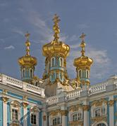 Stock Photo of gus russia st. petersburg 300 years old venice of the north zarskoje selo pus