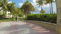 Loews Hotel Miami Beach Stock Footage