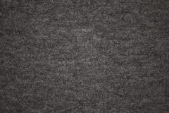 Dark gray t-shirt fabric - stock photo