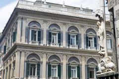 Genoa (italy) Stock Photos