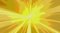 Radioactive Pop Color Stock Footage