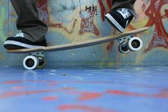 Skateboard Stock Photos