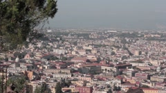 View of Naples Stock Footage