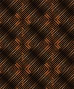 glazed wood abstract geometric pattern - stock illustration