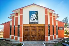 Stock Photo of che guevara mausoleum