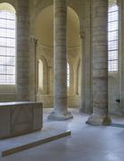 Abbey of fontevraud Stock Photos