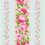 Luxurious invitation card. - stock illustration