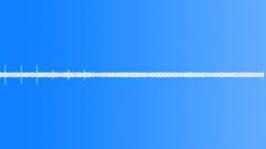 Electric Mangle Pressing Cloth 01 Sound Effect