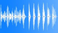 Hoist Cogs Grating Sound Effect
