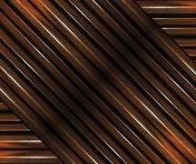 Stock Illustration of glazed wood abstract geometric background