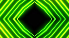 Glowing Quantum VJ Background 10 - stock footage