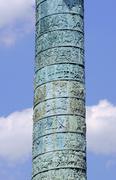 Column vendome Stock Photos