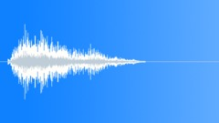 Food Processor Short Run Sound Effect