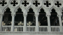 Sunset Clovers Doge's Palace Venice - 29,97FPS NTSC Stock Footage