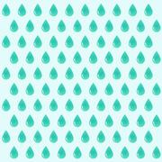 Vector background of raindrops eps Stock Illustration