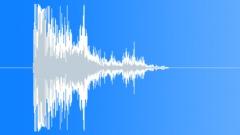Blood Splat Sound - 6 - sound effect