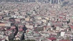 Church of Naples Stock Footage