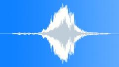 PBFX Sci fi pass by shot 849 Sound Effect