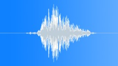 PBFX Deep whoosh to hit sci fi 964 - sound effect