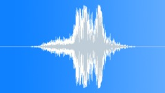 PBFX Airy whoosh explosion hit 890 Sound Effect