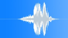 PBFX Airy whoosh explosion hit 887 Sound Effect