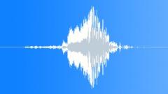 PBFX Whoosh to hit sci fi disappear debris 789 - sound effect