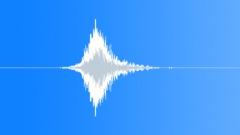 PBFX Sci fi whoosh to hit 767 Sound Effect