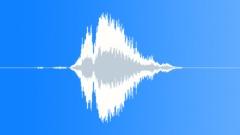 PBFX Sci fi shot whoosh to hit 723 Sound Effect