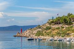 Saint Peter Makarska - stock photo