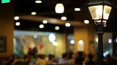 Starbucks coffee Stock Footage