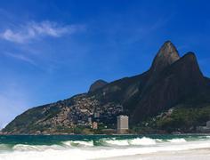 Ipanema beach, rio de janeiro, brazil. Kuvituskuvat