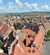 Sibiu city Stock Photos