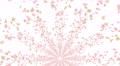 cherry blossom tunnel BF2 4k Footage